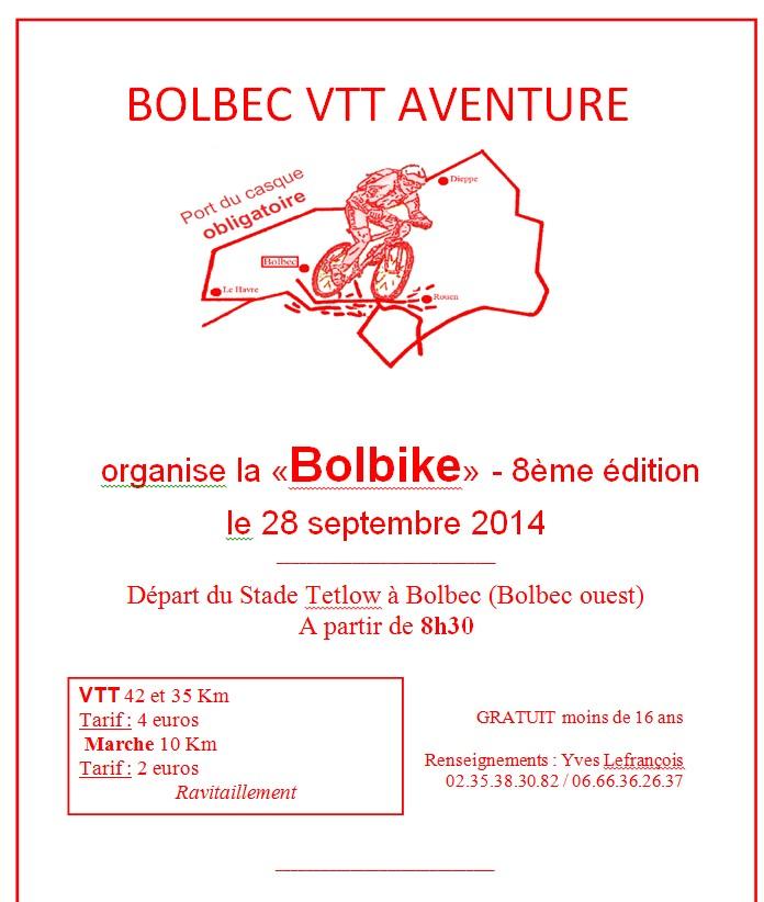 affiche bolbike2014